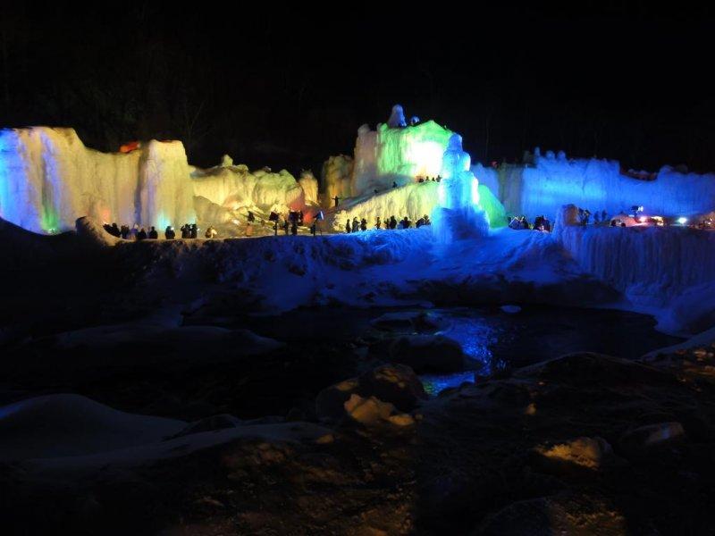 Ice River Festival