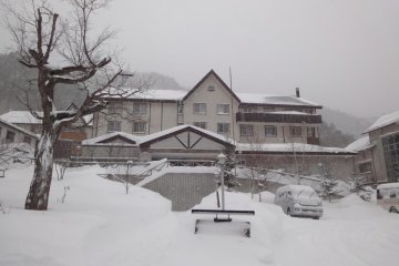 Northern Lodge Hotel, Sounkyo Onsen