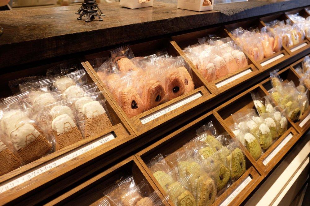 富士山曲奇餅單獨販賣