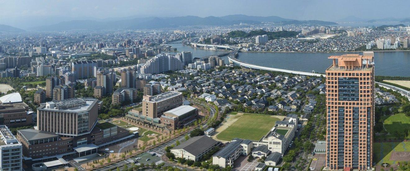 Fukuoka Prefecture - Fukuoka - Japan Travel