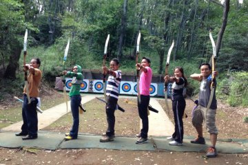 Hana No Yama Field Archery, Aihara