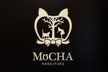 貓咪咖啡廳的Logo