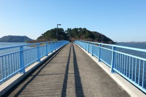 Bridge to Aoshima