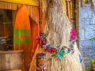 Pengaruh Okinawa/Hawaii