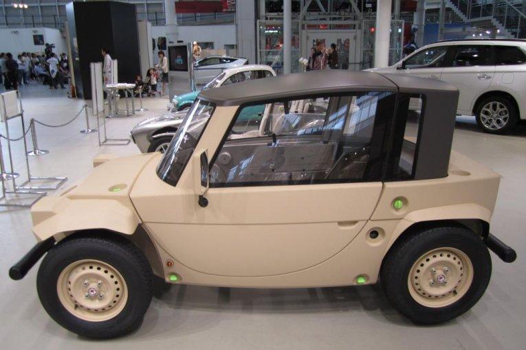 Тематический парк «Mega Web Toyota»