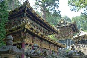 Le sanctuaire Tôshô-gû
