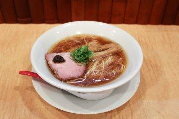 Tsuta Ramen: Michelin-starred Ramen in Tokyo