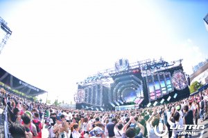 Ultra Japan 2016 Music Festival