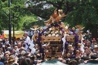 Фестиваль Cандзя Мацури 2016