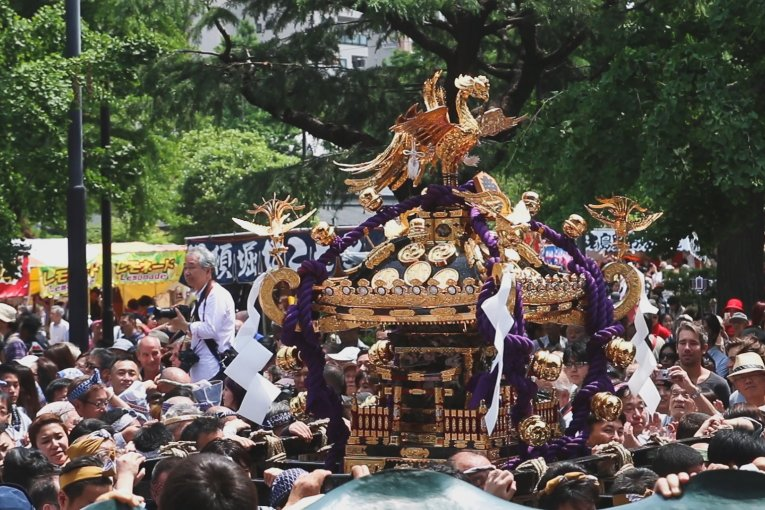 Festival Sanja Matsuri 2016
