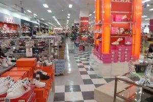 Shopping à Saga