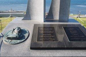 Monument en l'honneur de La Pérouse