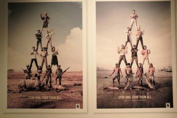 世界各地的國際廣告以及形形色色的宣傳手法