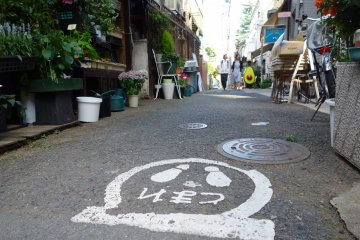 Little winding alleyways are sprinkled with cafes that are cute, classy or cool