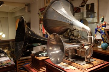 Galeri Gramofon Akustik