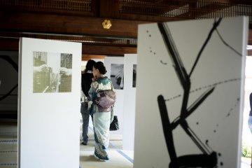Arno Rafael Minkkinen's exhibition at Kyotographie