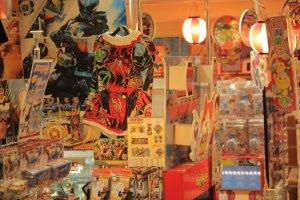 Juguetería de cinco pisos en Tokio