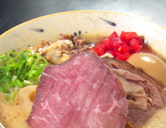 Thick-Tasting Miso Ramen
