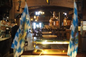 La belle brasserie de la bière d'Otaru