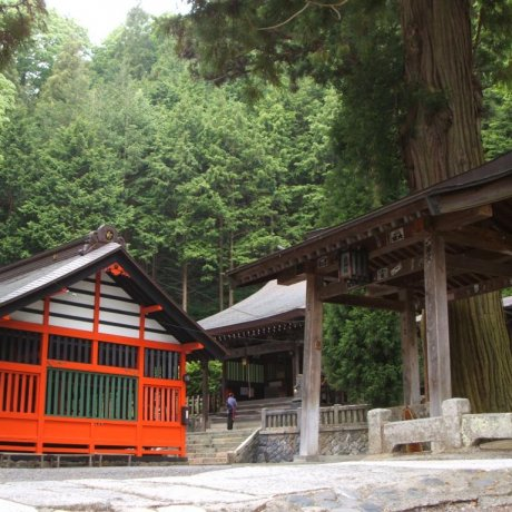 Towns of the Kiso Valley Nakasendo