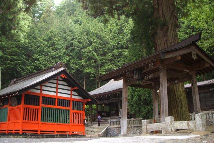 Towns of the Kiso Valley Nakasendo