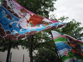 Le festival a lieu à Sapporo tous les ans en juin depuis 1992