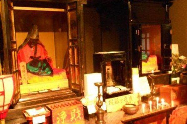 The mummies of Kaikoji