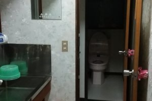 Area kamar mandi