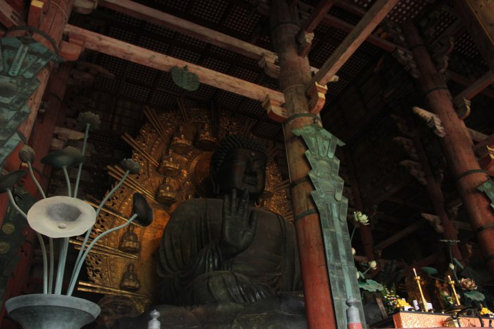 El legado del Daibutsu en Nara