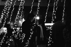 romance under lights