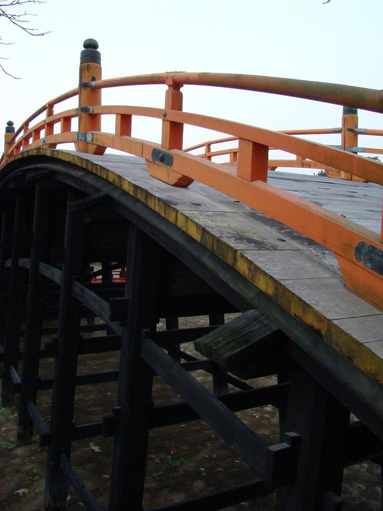 宫岛有名的桥梁