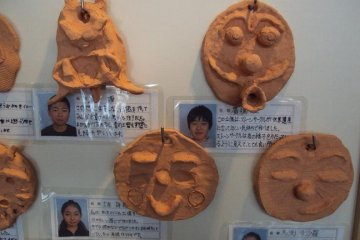 Jōmon art projects can also be made on select days.