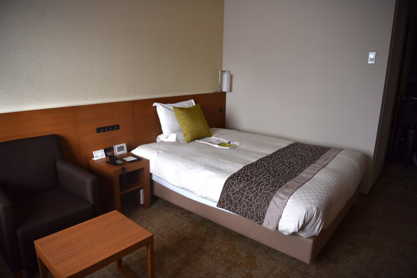 Single Room at Hotel Metropolitan Morioka