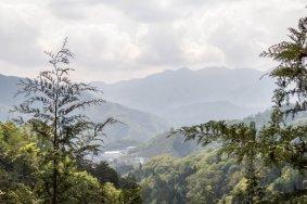 야마나시 타카가와 산