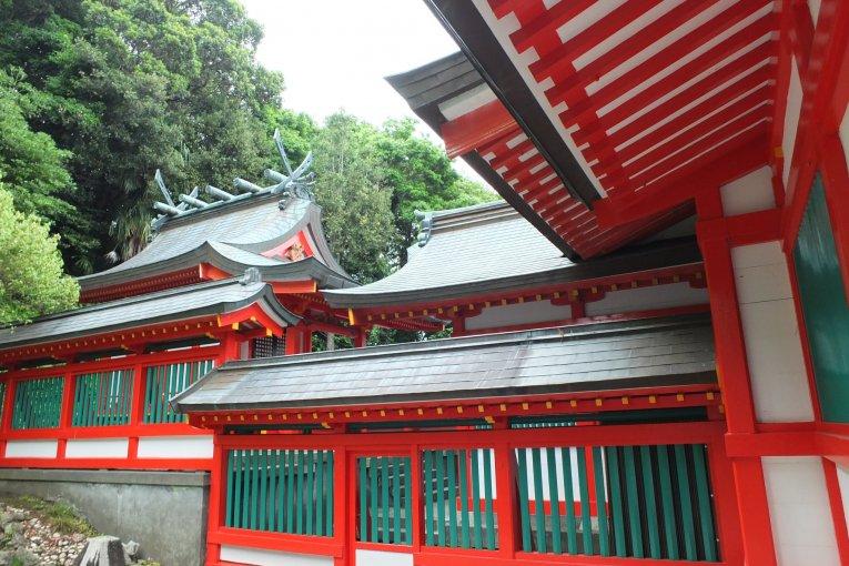 L'Eclatant Sanctuaire Asuka à Shingu