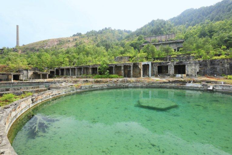 Osarizawa Mine in Akita