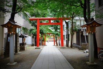 Hanazono Shrine, Shinjuku