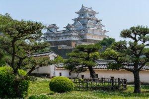 Le donjon du château de Himeji