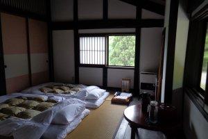 Tanekura Inn room