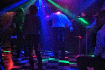 The Blue Belton Discotheque