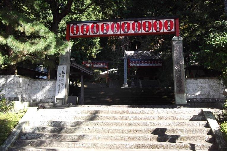 วัดคิโยะมิซุ-เดะระในชิซุโอะกะ