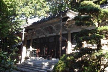 Kiyomizu-dera Temple in Shizuoka