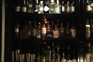 Whiskey choices