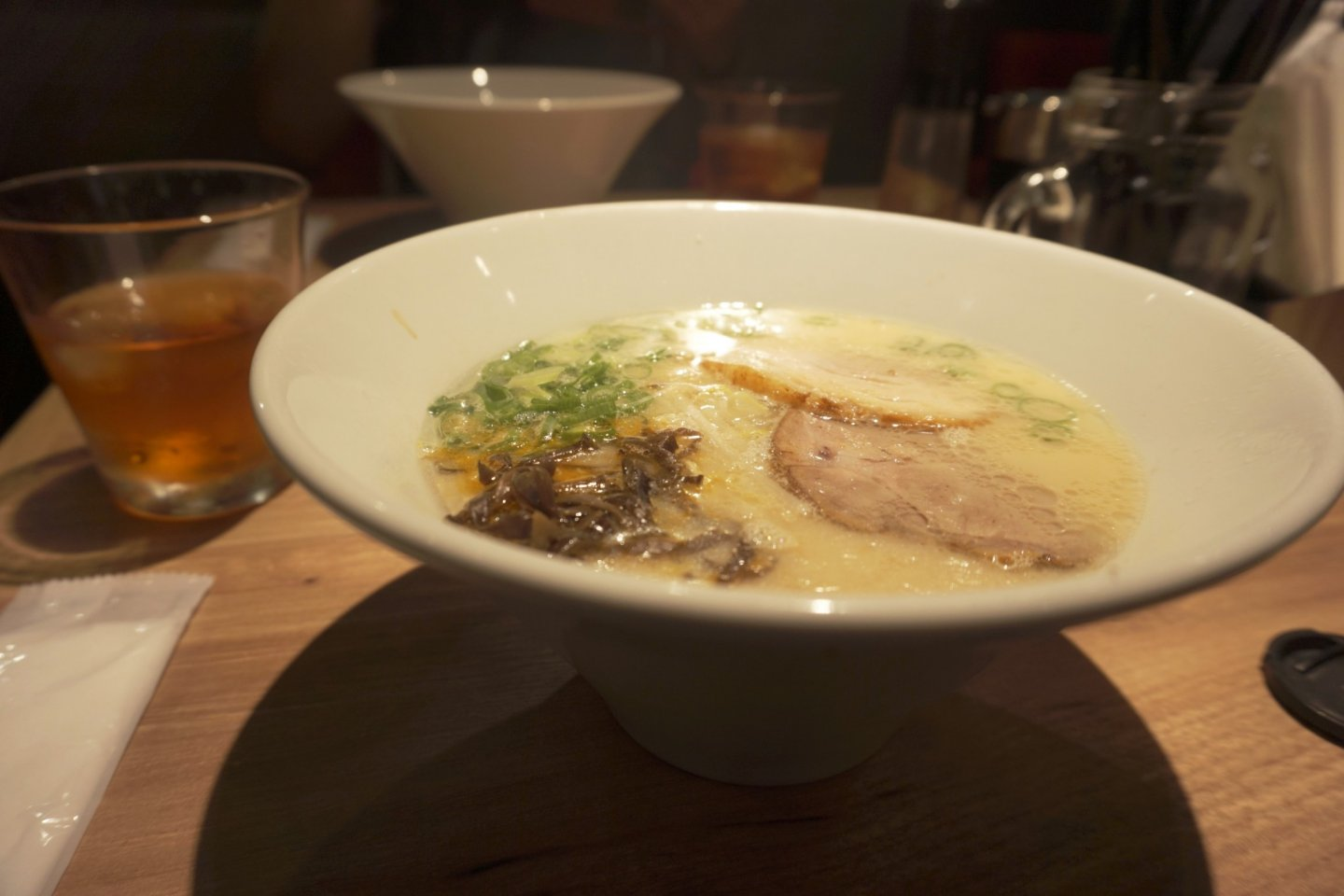 The full size Ippudo Ramen