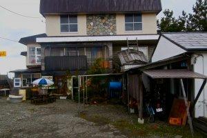 P-Dash Garden Hostel