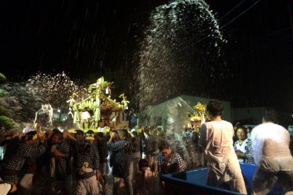 Sosa City Gion Festival, Chiba Prefecture