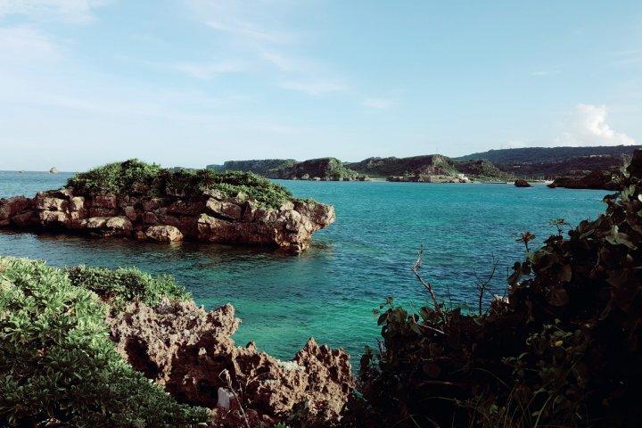 L'île d'Ikei