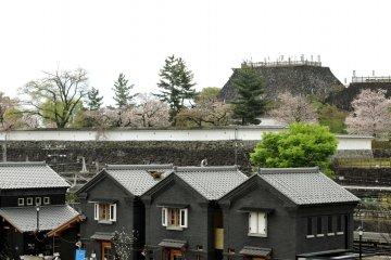Kofu in Yamanashi Prefecture.