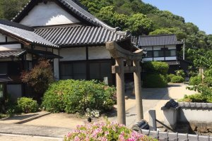 A clear day Ioji Temple