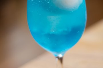 "The ""Blue Sky Soda"" that reminded me of Laputa: Castle in the Sky"